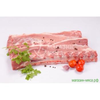 Рагу свиное на хребте (шейная часть)